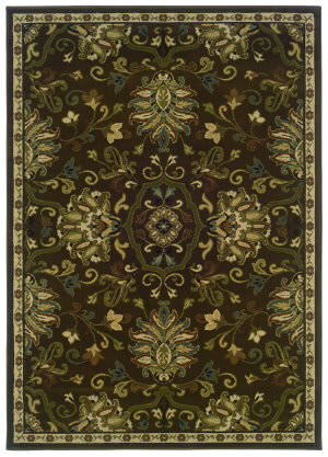 Oriental Weavers Hansen 042h1 Lt.brown Area Rug