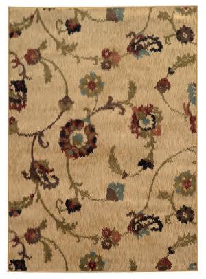 Oriental Weavers Hudson 4887b Beige Area Rug