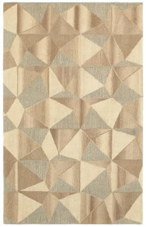 Oriental Weavers Infused 67004 Beige - Grey Area Rug