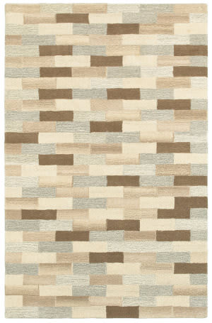 Oriental Weavers Infused 67006 Beige - Grey Area Rug