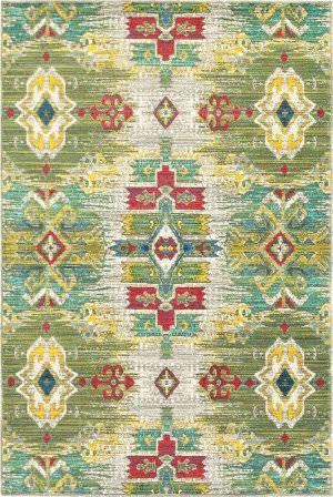 Oriental Weavers Joli 1j Stone - Green Area Rug