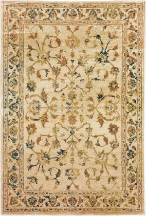 Oriental Weavers Juliette 1331v Beige - Gold Area Rug