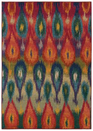 Oriental Weavers Kaleidoscope 2061z  Area Rug