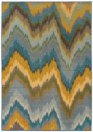 Oriental Weavers Kaleidoscope 8020g  Area Rug