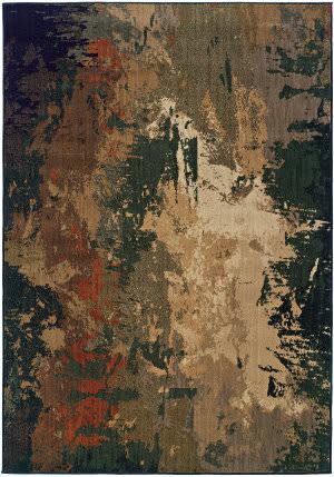 Oriental Weavers Kasbah 3807A  Area Rug