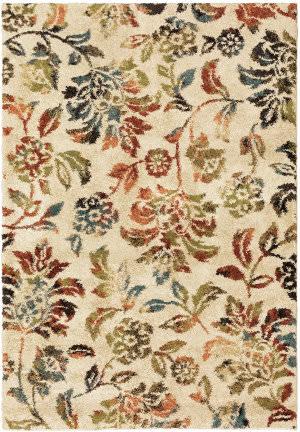 Oriental Weavers Kendall 5090e Beige - Multi Area Rug