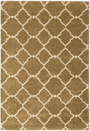 Oriental Weavers Kendall 090y1 Gold - Ivory Area Rug