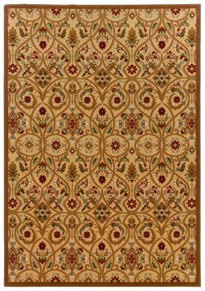 Oriental Weavers Knightsbridge 950j5 Beige Area Rug