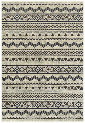 Oriental Weavers Linden 7824a Grey - Blue Area Rug