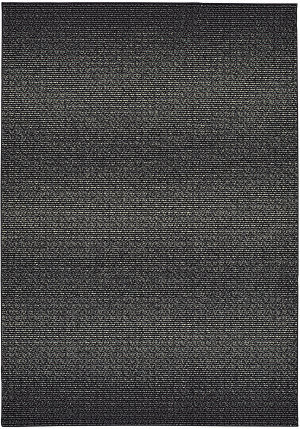Oriental Weavers Luna 2067b Black - Ivory Area Rug
