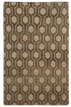 Tommy Bahama Maddox 56504 Brown Area Rug