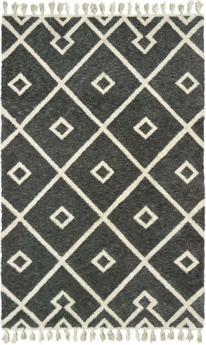 Oriental Weavers Madison 61407 Grey - Ivory Area Rug