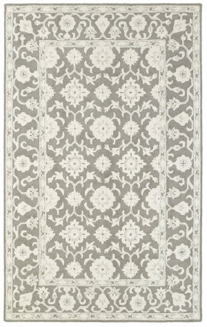 Oriental Weavers Manor 81204 Grey Area Rug