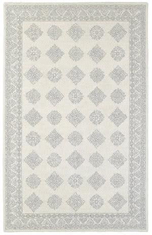 Oriental Weavers Manor 81207 Grey Area Rug