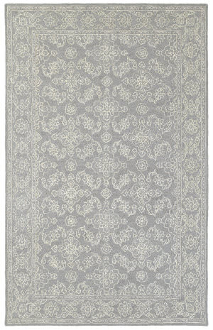 Oriental Weavers Manor 81208 Grey Area Rug