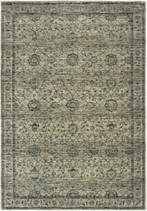 Oriental Weavers Mantra 501l7 Grey - Blue Area Rug