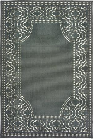 Oriental Weavers Marina 1247x Grey - Ivory Area Rug