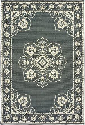 Oriental Weavers Marina 7764e Grey - Ivory Area Rug