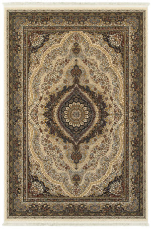 Oriental Weavers Masterpiece 111w Ivory - Multi Area Rug