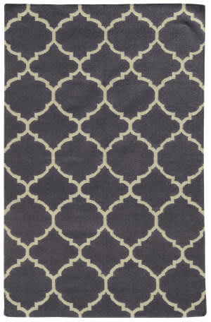 PANTONE UNIVERSE Matrix 4280f Purple/ Ivory Area Rug