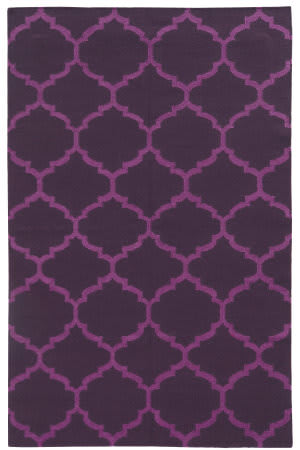 PANTONE UNIVERSE Matrix 4280m Purple/ Purple Area Rug