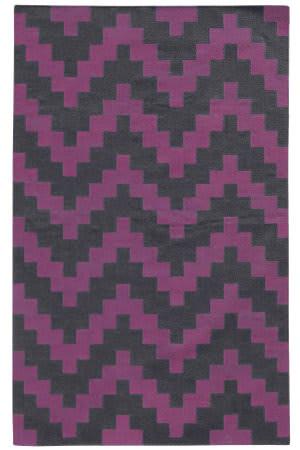 PANTONE UNIVERSE Matrix 4714k Purple/Purple Area Rug