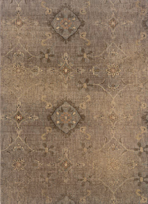 Oriental Weavers Milano 2947a Taupe Area Rug