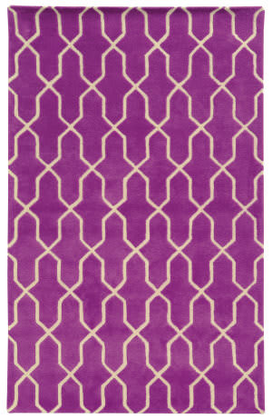 PANTONE UNIVERSE Optic 41101 Radiant Orchid Area Rug