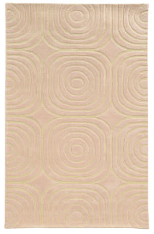 PANTONE UNIVERSE Optic 41108 Mauve Chalk Area Rug
