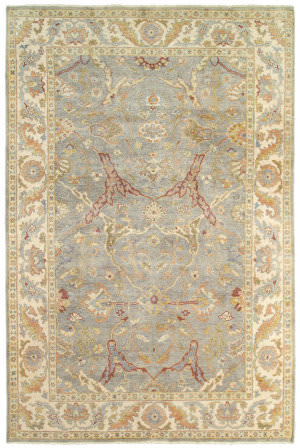Tommy Bahama Palace 10305 Grey Area Rug