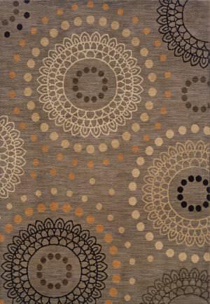 Oriental Weavers Palermo 2855a  Area Rug