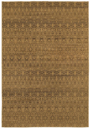 Oriental Weavers Parker 5839b Beige / Brown Area Rug