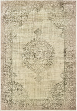 Oriental Weavers Raleigh 099d5 Ivory - Grey Area Rug