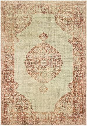 Oriental Weavers Raleigh 099w5 Ivory - Pink Area Rug