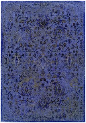 Oriental Weavers Revival 3692e Purple Area Rug