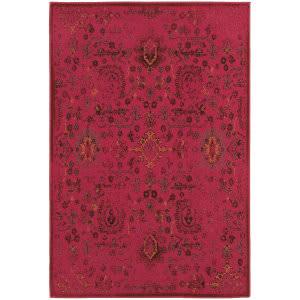 Oriental Weavers Revival 3692h Pink Area Rug
