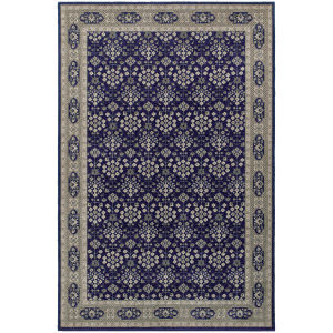 Oriental Weavers Richmond 119b Navy Area Rug