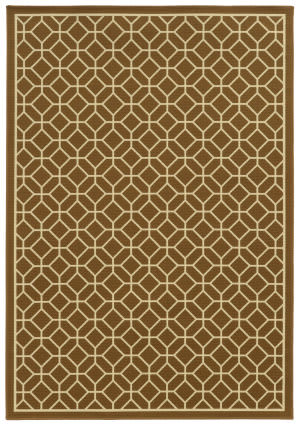 Oriental Weavers Riviera 4771l Brown Area Rug