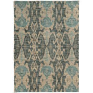 Oriental Weavers Sedona 6410d Ivory Area Rug