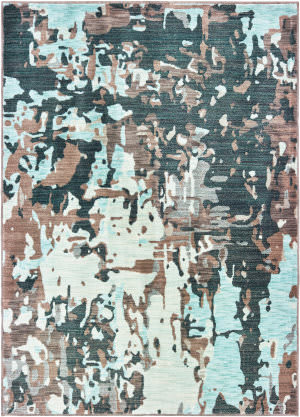 Oriental Weavers Sedona 8957g Grey - Blue Area Rug