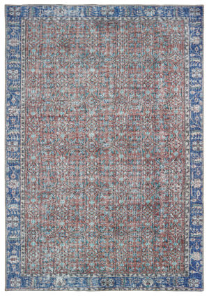 Oriental Weavers Sofia 85815 Blue - Brown Area Rug