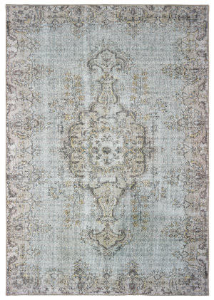 Oriental Weavers Sofia 85816 Grey - Gold Area Rug