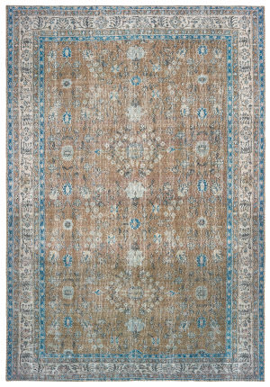 Oriental Weavers Sofia 85818 Gold - Blue Area Rug