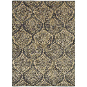 Oriental Weavers Stratton 4960c Blue Area Rug