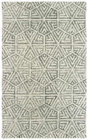 Oriental Weavers Tallavera 55605 Grey - Ivory Area Rug