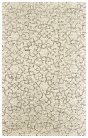 Oriental Weavers Tallavera 55608 Tan - Ivory Area Rug
