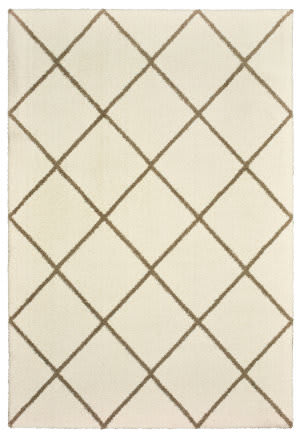 Oriental Weavers Verona 002w6 Ivory - Brown Area Rug