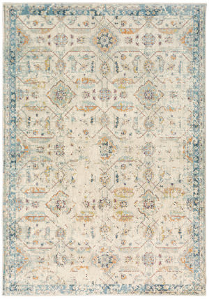 Oriental Weavers Xanadu 047h6 Beige - Blue Area Rug