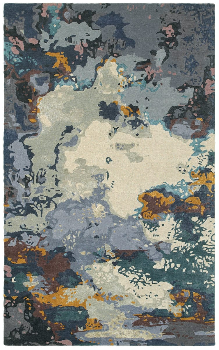 Oriental Weavers Galaxy 21903 Blue Rug Studio