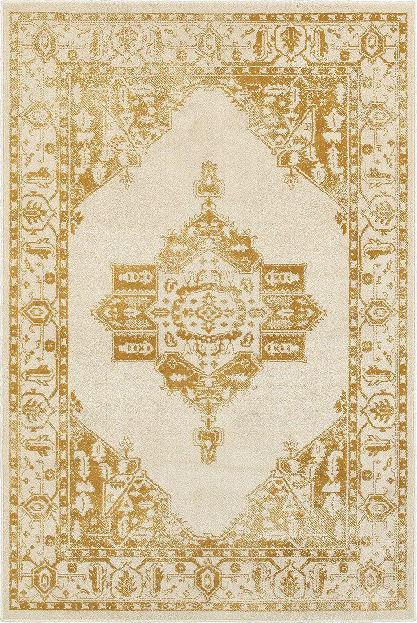 Oriental Weavers Jayden 7370h Ivory Gold Rug Studio